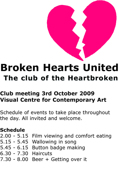 Broken Hearts United