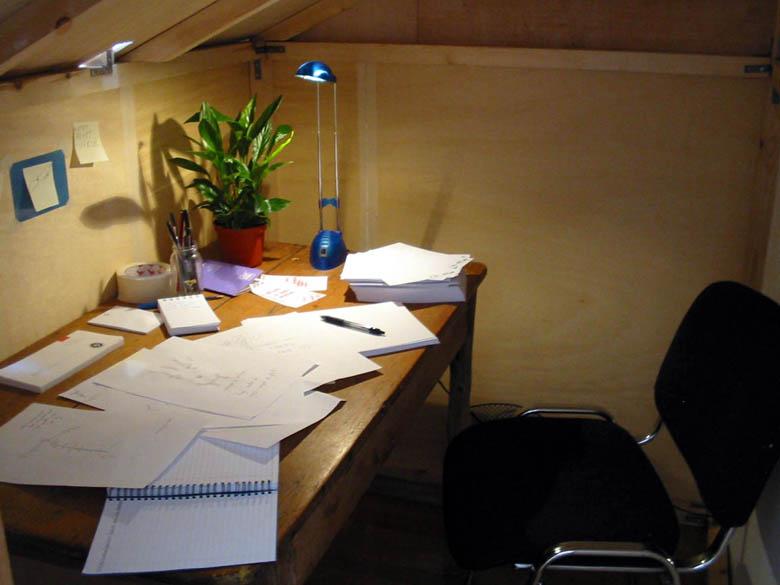 Flatpack Studio, Prototype A