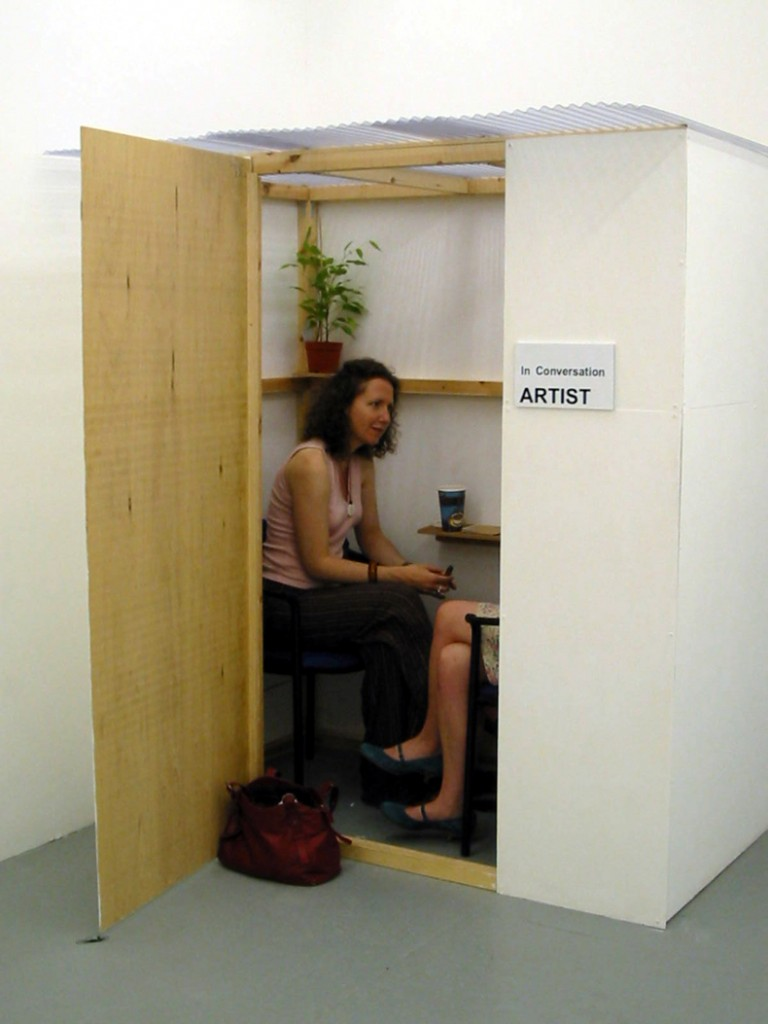 Temporary Studio, Prototype B (In Conversation)