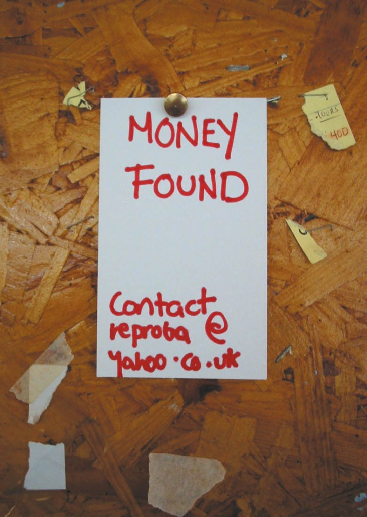Found Money